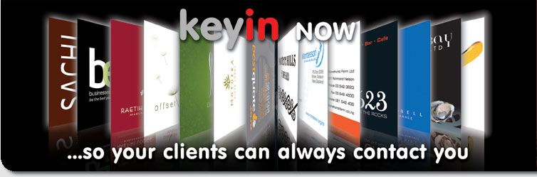 virtualise your business card
